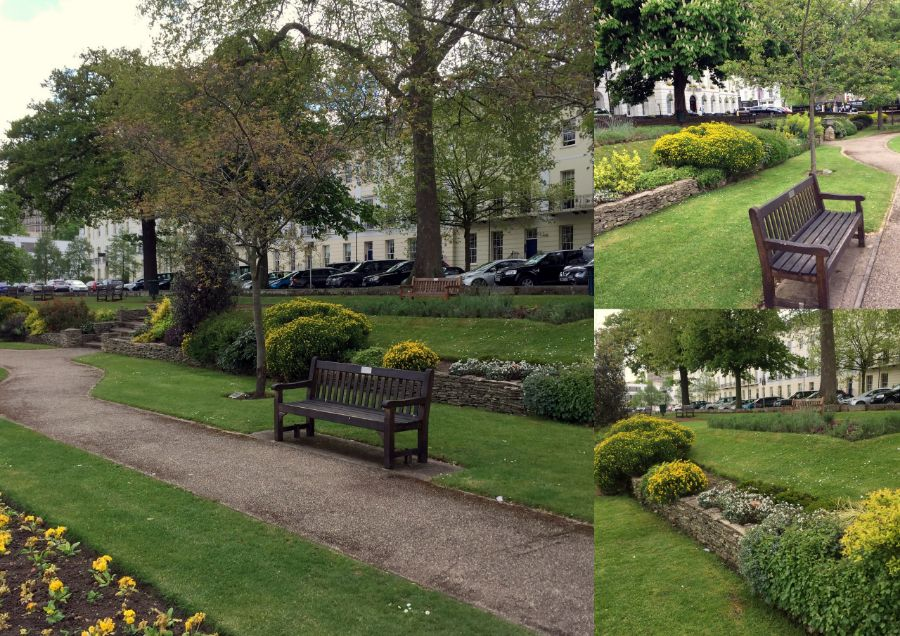 Our Plantings at Imperial Gardens